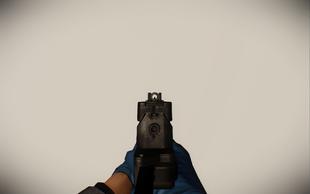 MP9 ironsight