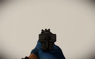 TEC9 ironsight