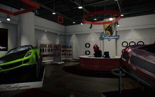 Diamond Store (Downcast-2)
