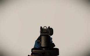 K23B ironsight