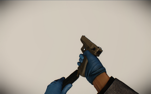 Glock18 reloading