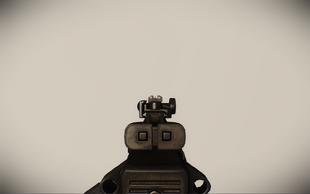 MP7 ironsight
