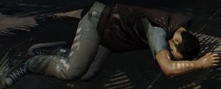 Hostage Man (B)