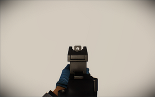G36 ironsight