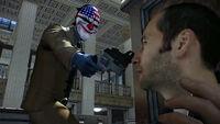 Dallas and his Bronco Pocket Sniper