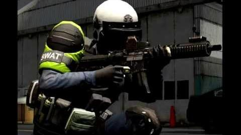 Payday 2 - Law Enforcer Quotes (Part 1)