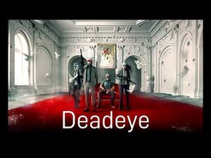 Payday 2 - Deadeye (Buluc's Mansion Track)