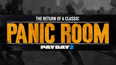 PAYDAY 2 Panic Room Trailer