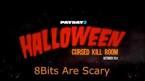Payday 2 - 8Bits Are Scary