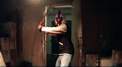 Jacket in Trailer