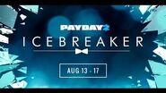 Payday 2 - Icebreaker Website Track