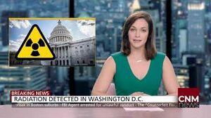 CNM Breaking News Washington DC Radiation Threath
