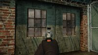 Bronco Iron sights PD2