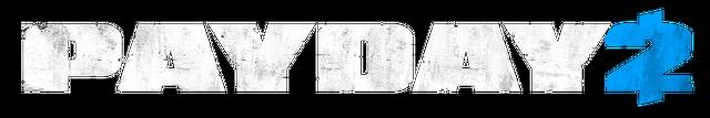 Payday2 logo white.png