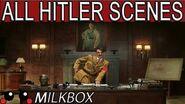 Raid World War II All Hitler Scenes Compilation