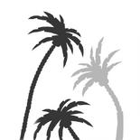 Pattern-palmtrees