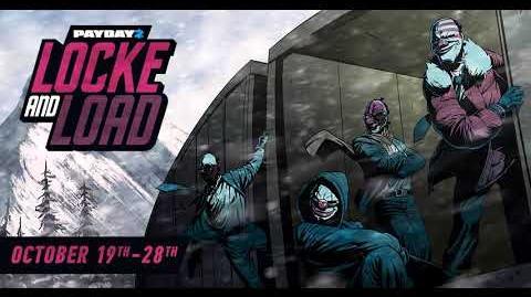 Payday 2 - Locke and Load Website Music (Crimefest 2017)