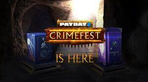 PAYDAY 2 The Crimefest Trailer