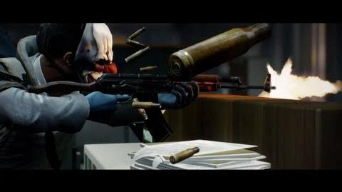 Payday 2 Launch Trailer