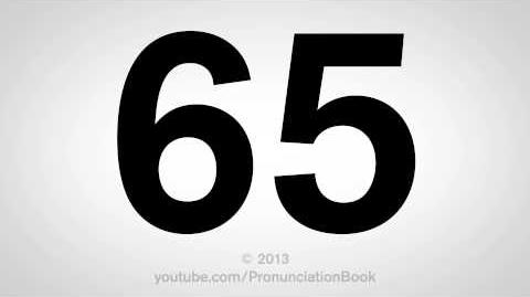 How to Pronounce 65-0