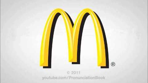 How To Pronounce McDonald's Glyph-0