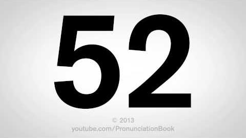 How to Pronounce 52