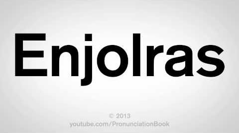 How to Pronounce Enjolras