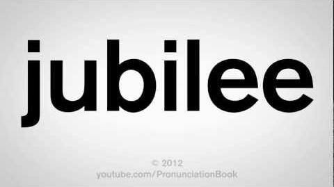 How to Pronounce Jubilee