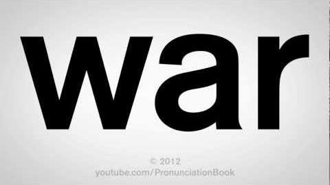 How_to_Pronounce_War
