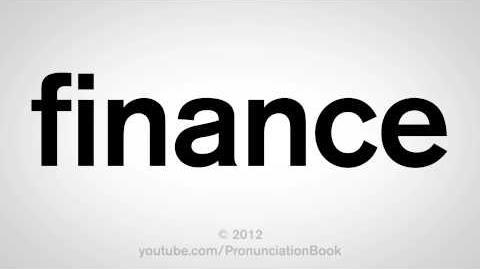 How_to_Pronounce_Finance
