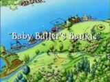 Baby Butter's Bankie