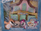 FInger Puppets Playset