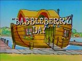 Babbleberry Day