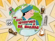The Many Adventures of Mr