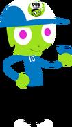 PBS Kids Digital Art - Coach Dot