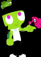 PBS Kids Digital Art - Bugs on Dot