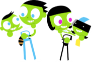 PBS Kids Digital Art - Safe In Our Arms