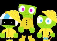 PBS Kids Digital Art - Raincoats (2013)