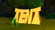WordWorld - Tent
