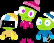 PBS Kids Digital Art - Winter Outfits (2013)