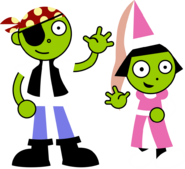 PBS Kids Digital Art - Halloween Costumes (1999)