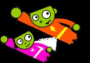 PBS Kids Digital Art - Superheroes (1999)