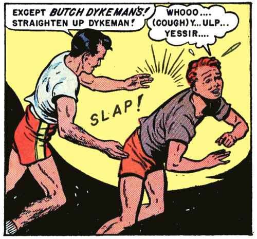 Butch Dykeman