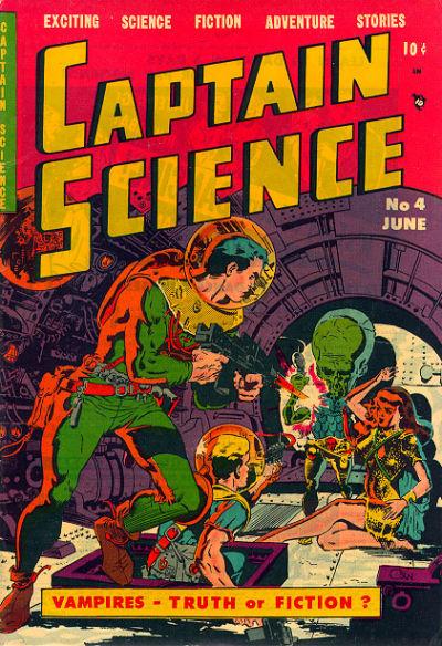Captain Science