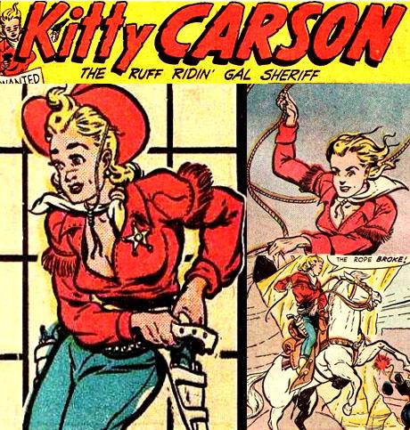 Kitty Carson