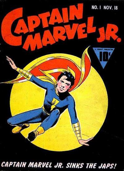 Captain Marvel Jr.