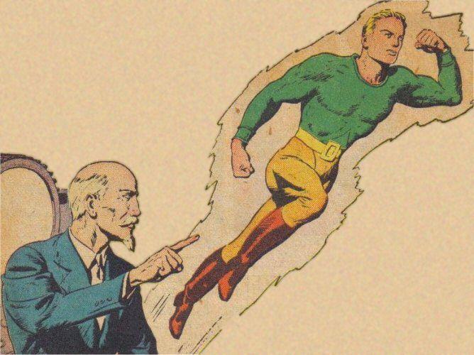 Professor Supermind & Son