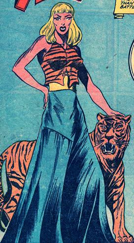 Tigress (Fawcett)