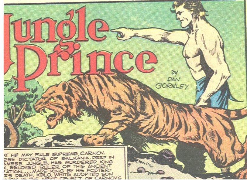 Jungle Prince (Centaur)