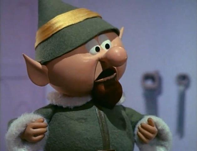 Elf Foreman